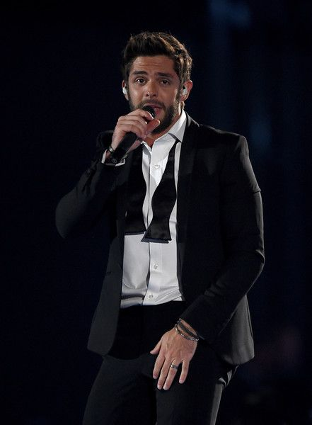 Thomas Rhett Photos: 50th Academy Of Country Music Awards - Show