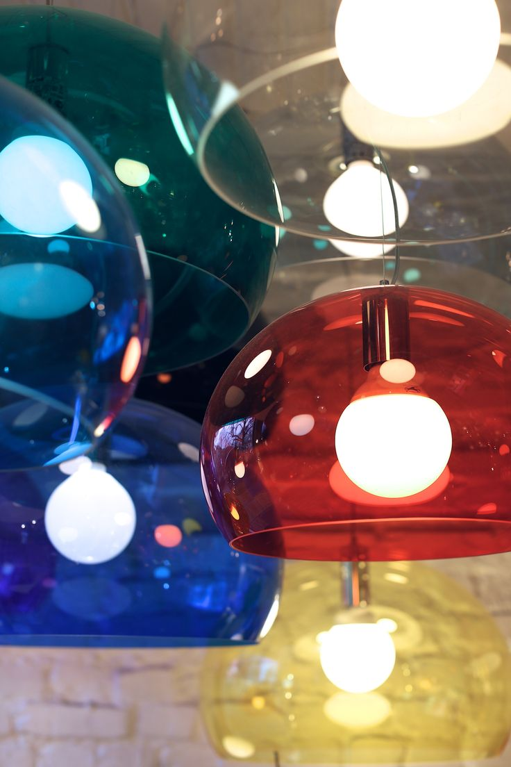 Fl/y lamper fra Kartell hos Futura Classics