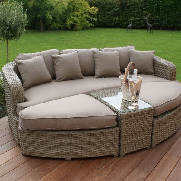 9 Best Rattan Daybeds Images On Pinterest Day Bed 400 x 300