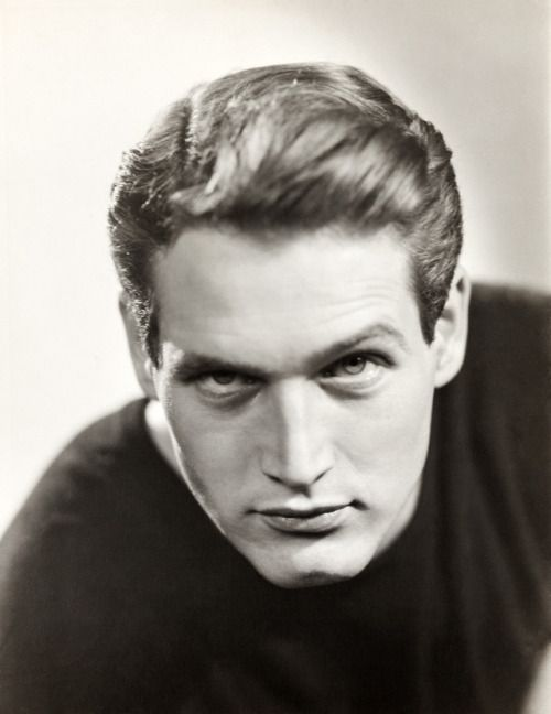 """I try never to get involved in a role in which I cannot wholeheartedly believe."" — Paul Newman (Bizarre Los Angeles)"