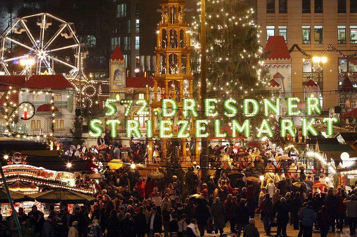 Dresden at Christmas