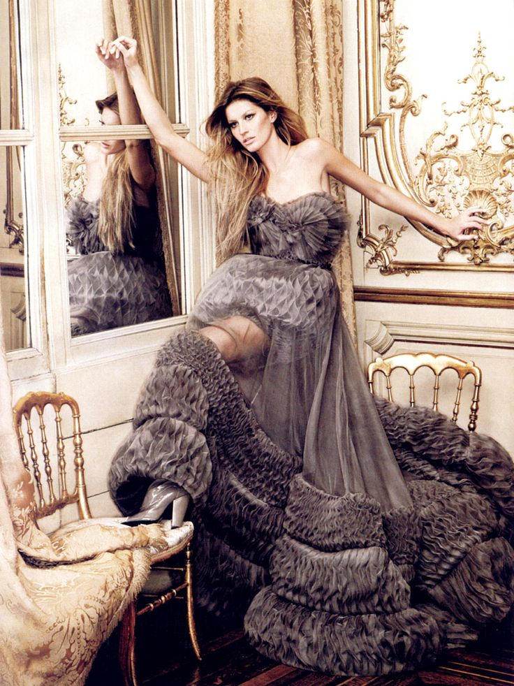 Gisele Bunchen by karl lagerfeld: Dresses Up, Harpers Bazaars, Karl Lagerfeld, Photos Shoots, Fashion Blog, Fashion Editorial, Gisele Bundchen, Karl Lagerfeld, Haute Couture