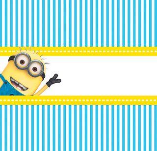 stickers de Minions 3