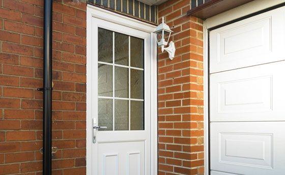 Upvc back doors google search porch ideas pinterest for Upvc double front exterior doors