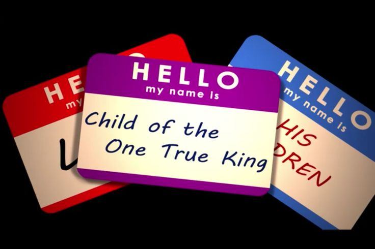 Child of the One True King - Matthew West