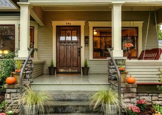 A Craftsman bungalow with small house charm for sale in Oregon.