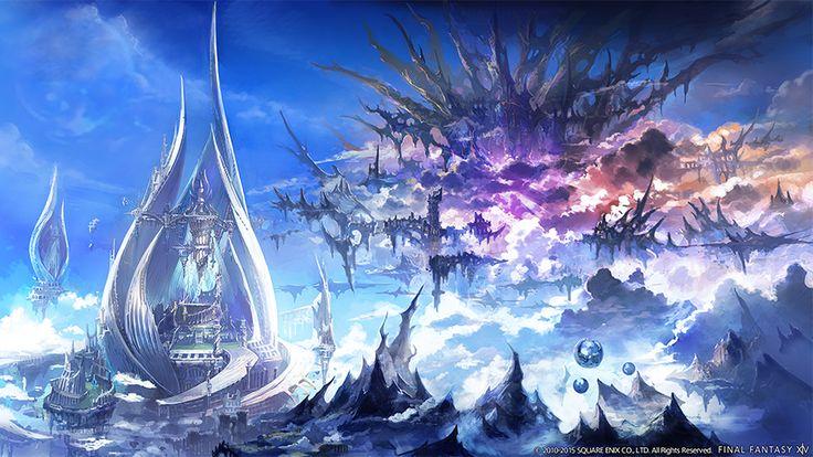 ファイナルファンタジーXIV: 蒼天のイシュガルド