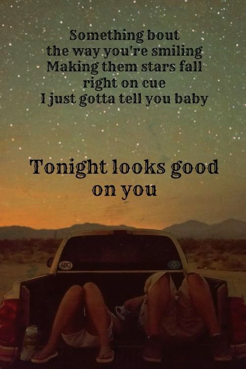 Jason Aldean ~ Tonight Looks Good On You