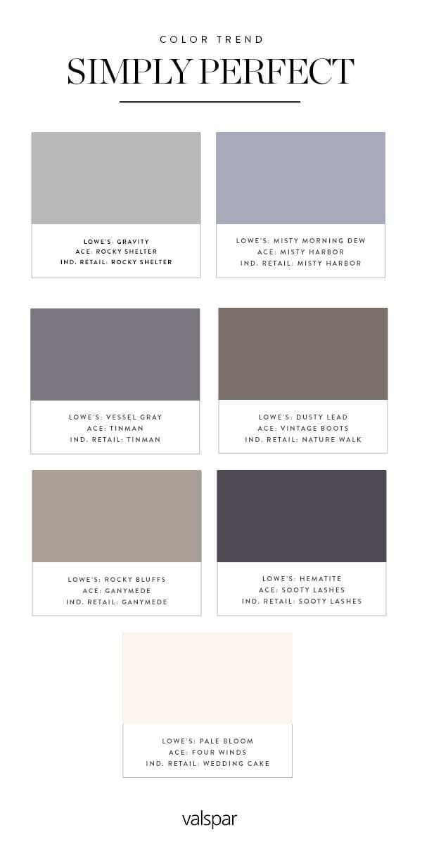 51 Best Images About Valspar 2016 Colors Of The Year On