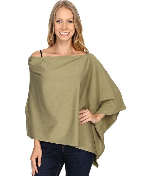 FIG Clothing Poptun Poncho