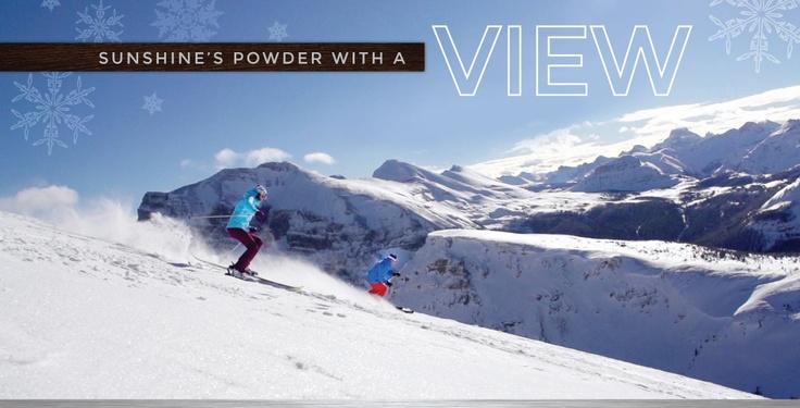 Sunshine Village Ski & Snowboard Resort in Banff (Alberta) Canada - Banff (Alberta)
