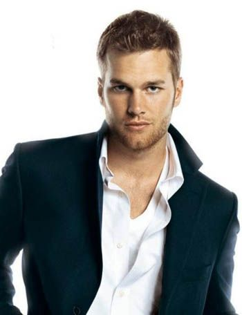 Tom Brady...... you are amazing, and the reason women watch NFL. And I think I love you. That is all. @Melanie Hiske
