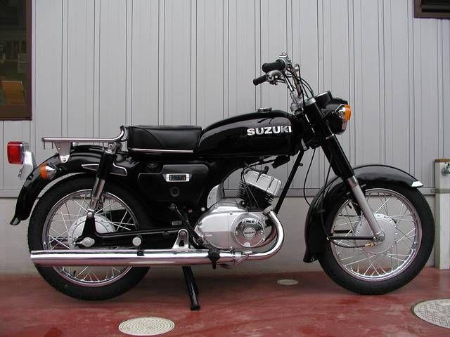 SUZUKI K125 | uncertain | BLACK | 44,242 km | details | Japanese used Motorcycles - GooBike Exchange
