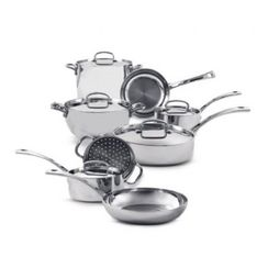 Cuisinart 'French Classic' 13-Piece Cookware Set