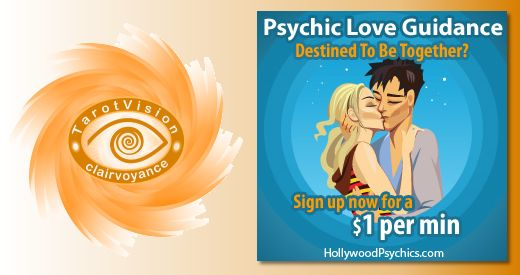 About 150 advisors are on call at the Hollywood Psychic Portal