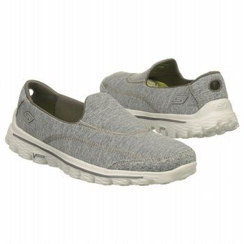 #SKECHERSGiveThanksPinToWin One of Two pairs of Skechers that I'm grateful for. Skechers Women's Go Walk 2-Circuit Walking Shoe,Grey,5 M US $59.00 #Skechers #Shoes