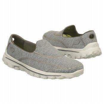#SKECHERSGiveThanksPinToWin One of Two pairs of Skechers that I'm grateful for. Skechers Women's Go Walk 2-Circuit Walking Shoe,Grey,5 M US $59.00 #Skechers #Shoes