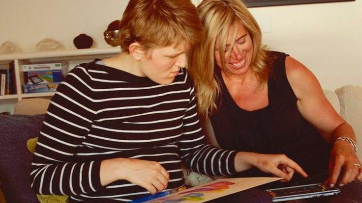 #AutismTechnology: Apps for autism: Silken Laumann campaigns for new technology