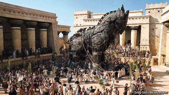 trojansk hest