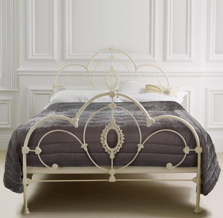 iron somerset Bed