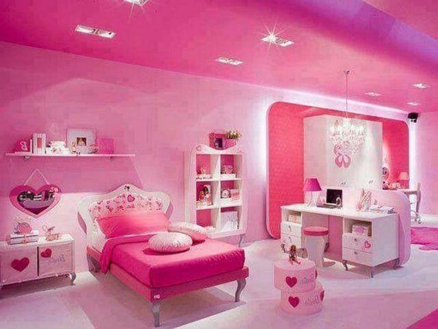 31 Extraordinary Bedroom Designs That Will Inspire Kids You Pink Bedroom Design Pink Girls Bedroom Decor Pink Bedroom For Girls Get pink children's bedroom design