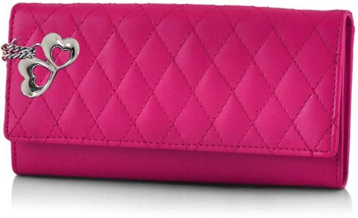 Anglopanglo Wedding, Casual, Party, Formal, Sports, Festive Pink  Clutch