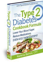 The Type 2 Diabetes Cookbook Formula