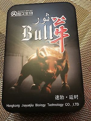 Male Enhancement  Supplement/erection /stamina Vitamins 1 Tin 30 Pills  | eBay