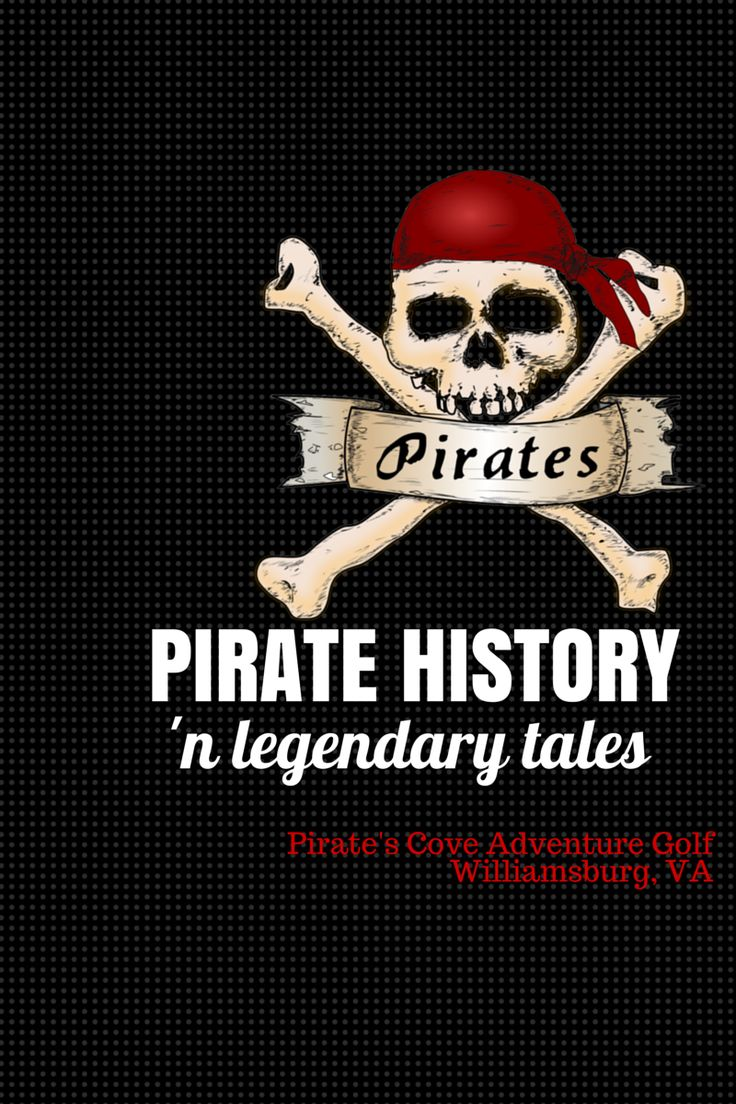 Pirate History and Legendary Tales