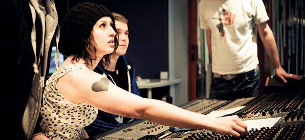 FdSc Music Technology