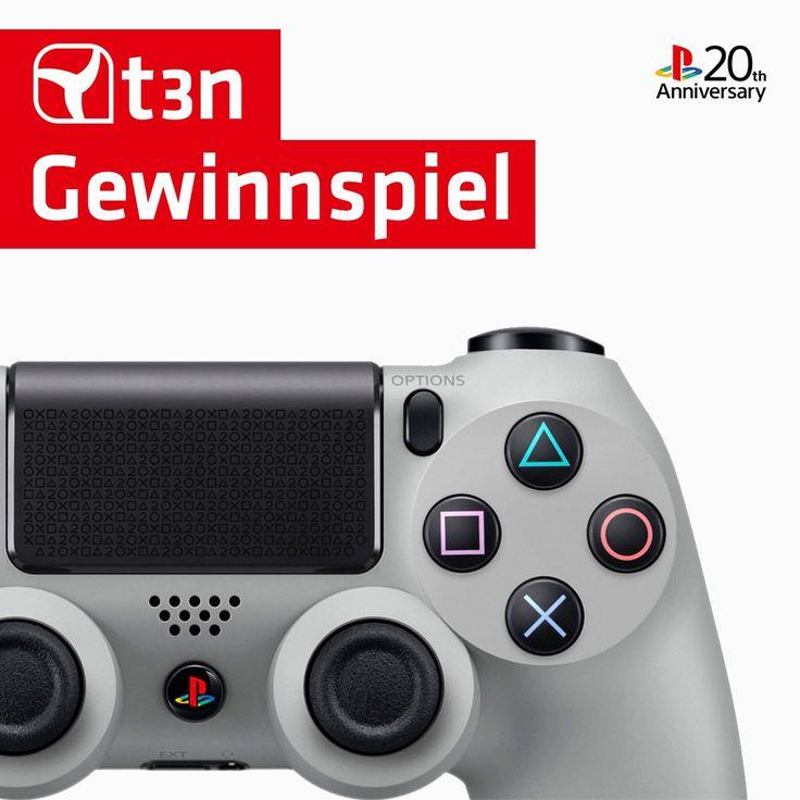 "PlayStation 4 ""20th Anniversary-Edition"" gefällig? Das ist deine http://t3n.de/news/giveaways/playstation-4/?lucky=10834Chance!"