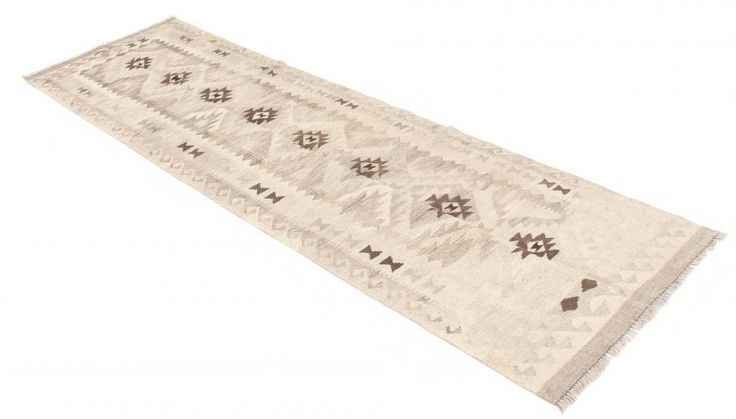 Kelim-teppe Afghansk 304 x 83 cm - Trendcarpet.no