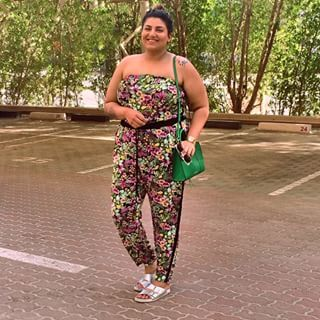 LuAnne from Weesha's World. | 11 Instagrammers Every Curvy Desi Girl Should Follow For Fashion Inspiration