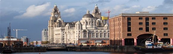 Cruises from the Port of Liverpool