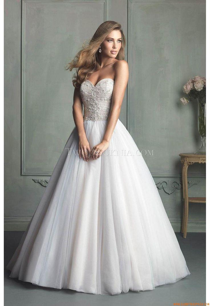 Abiti da Sposa Allure 9126 2014
