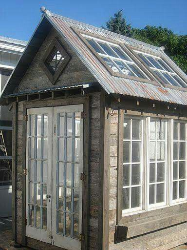 Garden Sheds With Greenhouse 81 best greenhouses images on pinterest | greenhouse gardening