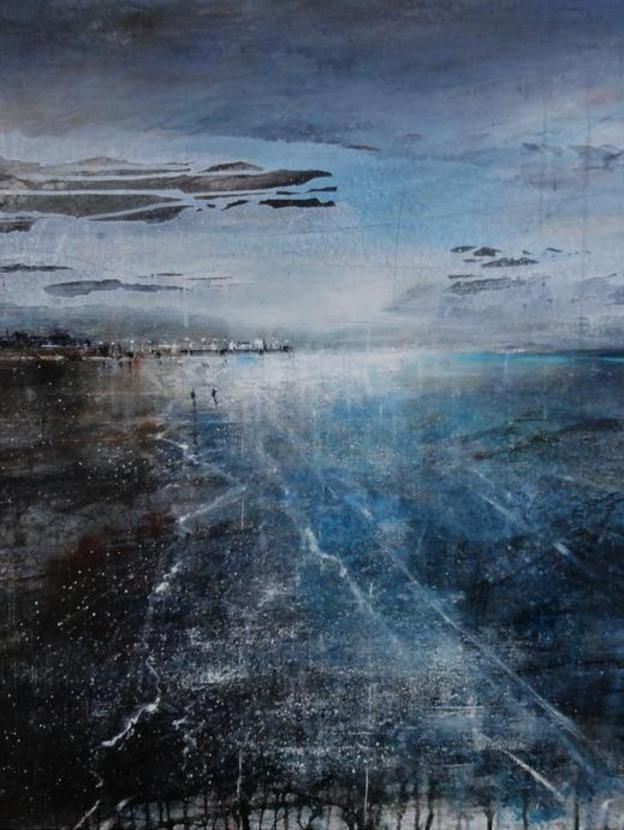 Anthony Garratt | Contemporary landscape painter  A very talented artist, look out for his exhibitions.