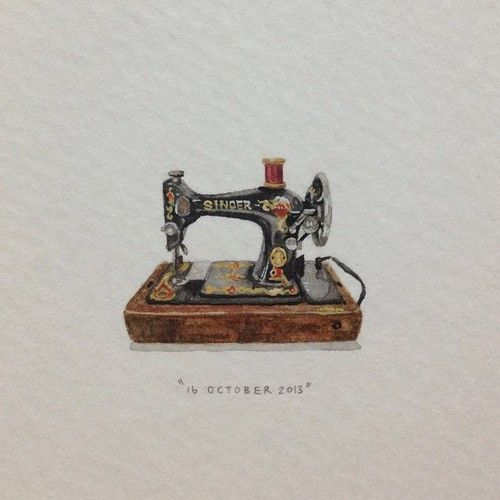 Lorraine Loots – 365 Paintings for Ants