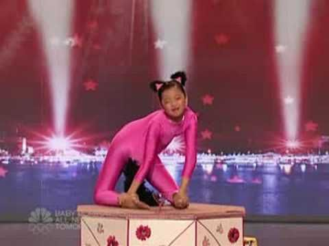 N's Note: Victoria Jacoby on America's Got Talent ~ THE most amazing contortionist I have ever seen...& she is ELEVEN YEARS OLD!!!!!!! WOW!!!!