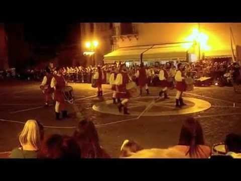 Gara Tamburini - Contrada San Biagio - Palio del Saracino Nepi