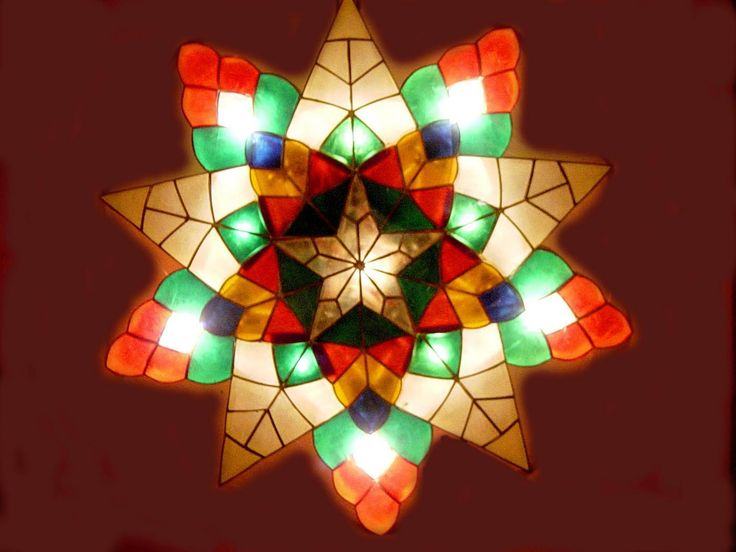 21 best images about filipino parol on pinterest Christmas tree decorating ideas philippines