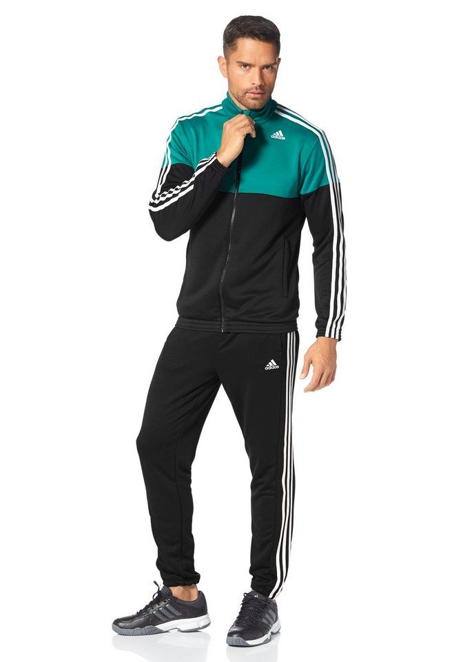 f9ac14e38e75 adidas Performance TRACKSUIT TRAIN KNITTED Trainingsanzug ab 34,99€.  Trainingsanzug von adidas Performance bei OTTO