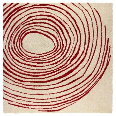 Red Circle Rug Ikea