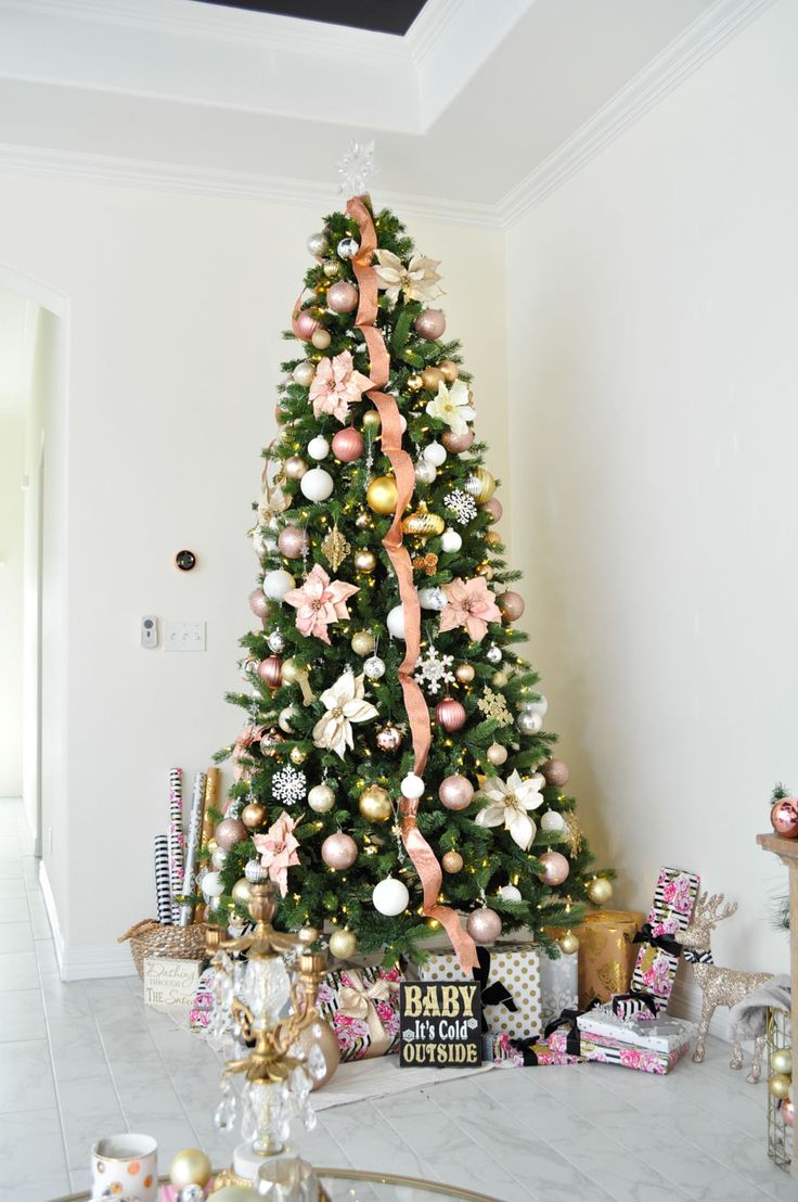 My Home Style Christmas Tree 2017