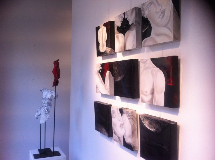My painting and sculptures