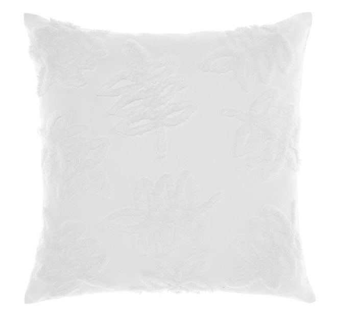 Islet 48x48cm Filled Cushion White | Manchester Warehouse