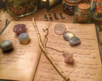 Mini Grimorio  Libro delle Ombre in miniatura  Grimoire