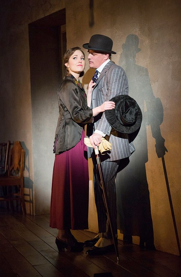 Laura Osnes as Polly Peachum in The Threepenny Opera at Atlantic Theater Company