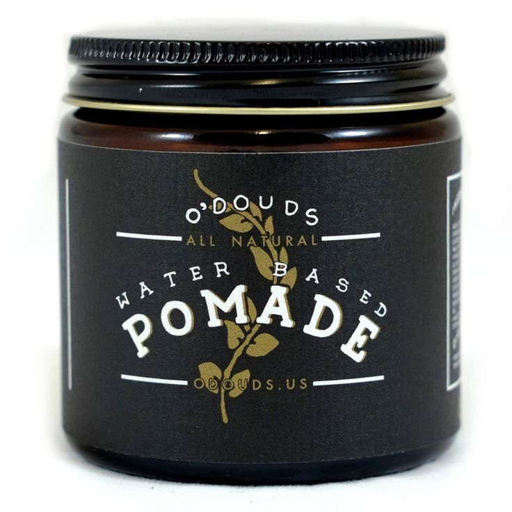 Water Based Pomade by O`DOUDS APOTHECARY