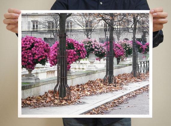 Paris Photography Luxembourg Garden 16x20 by TheParisPrintShop, $75.00